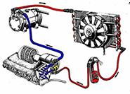 Диагностика, ремонт и заправка кондиционера
