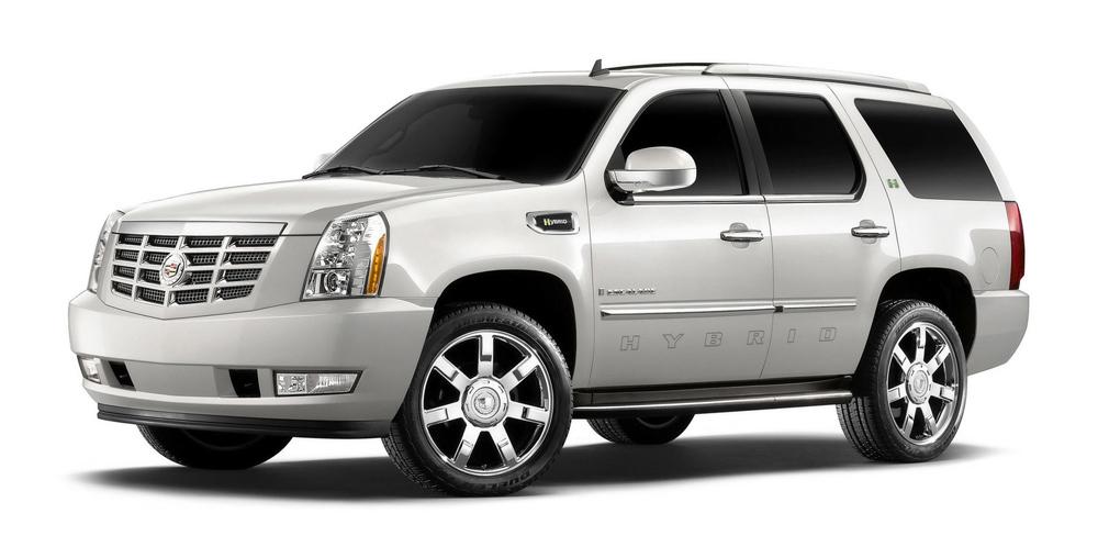 Автомобиль Cadillac